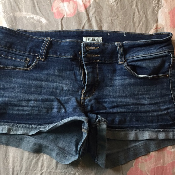 Mudd Pants - MUDD Jean shorts